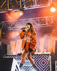 Mallrat, Groovin the Moo, 2018 Music Is My Escape, Music Love, Festival Wear, Festival Fashion, Fashion Through The Decades, Club Poster, Love Band, Concert Photography, Pop Punk