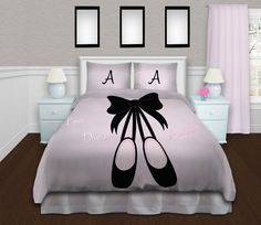 Ballet Bedding, Very Elegant