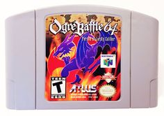 Nintendo 64 - Ogre Battle 64 Person of Lordly Caliber