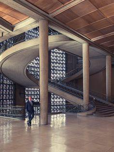 Leur vision du luxe:  Jean-Michel Wilmotte © Yannick Labrousse