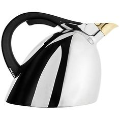 Nambe Alloy Chirp Kettle