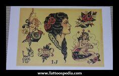 Sailor Jerry Gypsy Tattoos