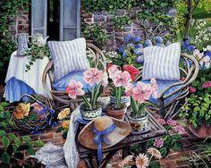 Susan Rios, artist