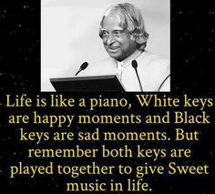 Famous Quotes & Sayings at QuoteTab Apj Quotes, Life Quotes Pictures, Inspirational Quotes Pictures, Motivational Quotes For Life, Positive Quotes, Good Thoughts Quotes, Good Life Quotes, Kalam Quotes, Real Friendship Quotes