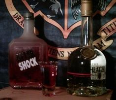 20 Drinks inspired by Harry Potter...maybe while watching a very potter musical?!?