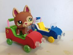 how to make a LPS car