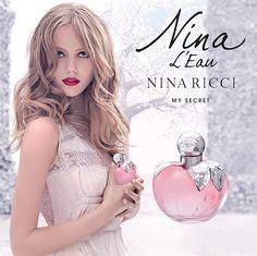 NINA BY NINA RICCI - MY SECRET: Окунитесь в волшебный мир Nina с его магией и секретами.