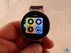 CES 2015: Hands On with Alcatel OneTouch Watch - http://www.doi-toshin.com/ces-2015-hands-alcatel-onetouch-watch/