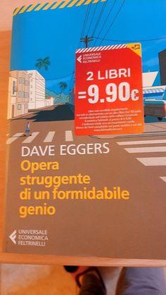 Nuovo. Non ho idea perché sia stato inserito con il nome di un altro autore e un altro titolo ma guardate foto e ISBN, il ... Dave Eggers, Thriller, Opera, Opera House