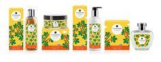 Collezione di prodotti corpo alla Castagna del brand italiano Tuttotondo www.tutto-tondo.com