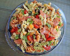 Perfect Pasta Salad Recipe - Genius Kitchen
