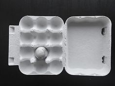 Paper Pulp Quail egg cartons, holds 12 eggs - set of 10 cartons - http://pets.goshoppins.com/backyard-poultry-supplies/paper-pulp-quail-egg-cartons-holds-12-eggs-set-of-10-cartons/