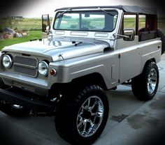 1964 Nissan Patrol ~ Way cool