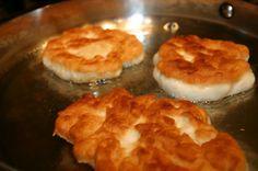 Georgia's Home Inspirations : Fried Dough!