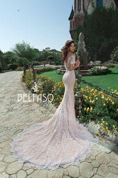 Off Shoulder Long Sleeve Wedding Dress Sexy Mermaid Backless Long Sleeve Wedding, Wedding Dress Sleeves, Blue Wedding Dresses, Wedding Gowns, Ball Dresses, Ball Gowns, Schneider, Mermaid Dresses, Divas