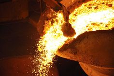 Aciaria - CSN Steel Mill, Machine Tools, Factories, Volcano, Blacksmithing, Pipes, Metal Working, Patches, Tattoos