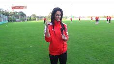 Obyczajowo-piłkarski absurd w Serbii. Telewizyjna dziennikarka Katarina Srecković nie może wykonywać swojej pracy, bo… jest zbyt atrakcyjna. http://www.tvn24.pl/polska-i-swiat,33,m/rozpraszajaca-uroda-dziennikarka-z-zakazem-zblizania,486355.html