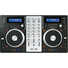 Numark Mixdeck Express DJ Controller with CD and USB Playback
