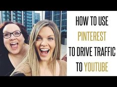 Using Pinterest to Drive Traffic to Youtube | Pinterest for Business - YouTube Online Marketing Strategies, Digital Marketing Strategy, Business Marketing, Business Tips, Social Media Marketing, Online Business, Today Episode, Pinterest For Business, Pinterest Marketing