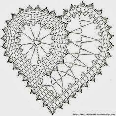 Accessori Uncinetto Schemi.31 Best Schemi Uncinetto Images Crochet Crochet Chart Crochet
