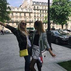 Olympia and Talita in Paris Talita Von Furstenberg @talitavon Instagram photos | Websta (Webstagram)