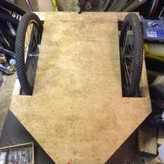 In this Instructable I'll show you how to build a bike trailer for moving anything around. I use mine for taking stuff to my allotment. I have also made a bracket to. Small Loft Bedroom, Build A Bike, Bike Trailer, Electric Bicycle, Building, Allotment, Pictures, Bike Trailers, Projects