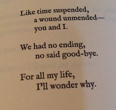 the wonder of lang leav, taken from her book love & misadventure. still need to get my copy of lullabies.