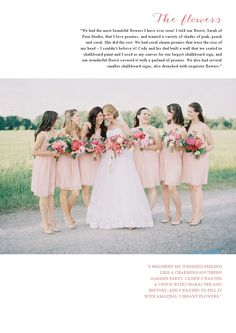 Magnolia Rouge - The Romance Issue. An online e-magazine full of beautiful wedding inspiration.