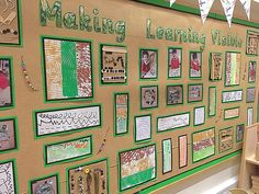 Image Year 1 Classroom, Jungle Theme Classroom, Reggio Classroom, Classroom Setup, Classroom Displays, Display Ideas Nursery, Nursery Display Boards, Preschool Displays, Literacy Display