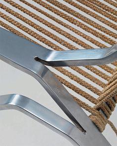 PK25 chair detail