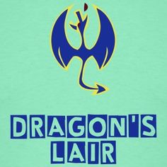 T-shirt Normal Dragon's Lair