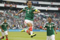 Teams that have qualified for 2014 World Cup  Mexico -- MEXICO -- Rafael Marquez and El Tri breathed a sigh of relief after a 5-1 first-leg win over New Zealand in Mexico City. Mexico finished off the Kiwis 4-2 in Wellington. (AP Photo/Eduardo Verdugo)