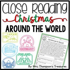FREE Help your students become more confident readers with this fun and interactive passage, perfect for Christmas! Students will build stamina and fluency while finding text evidence, making inferences, and learning about Christmas in Finland.