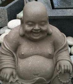 Laughing Buddha www.aspenyogamats.com