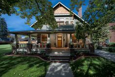 Craftsman Style Home Exteriors   Home Galleries Search About Begleiter Photography Begleiter ... Dream Porch!