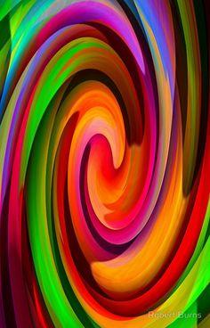 Colour Me A Rainbow