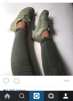 adidas, shoes, and green image Low Top Sneakers, Shoes Sneakers, Shoes Heels, Sneakers Style, Pink Beige, Cute Shoes, Me Too Shoes, Baskets, Fashion Shoes