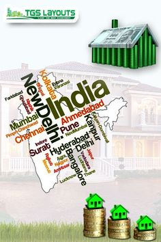 TGS Layouts #Reviews Released  Indian #RealEstate city wise analysis and what is the realty prospective of India.