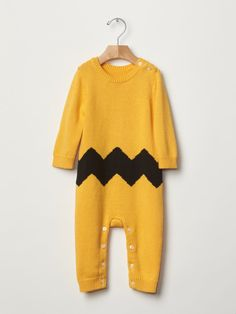 Pin for Later: Gap's New Collection of Peanuts Clothes Will Help Introduce Your Kids to Charlie Brown and Snoopy