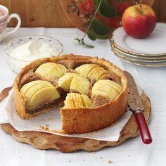 10 süße Apfelkuchen