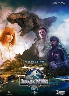 Jurassic World (2015) I understand the hype over Chris Pratt after seeing this film.