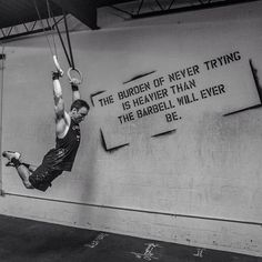 CrossFit mumbo jumbo... jk, it's a fact #crossfit quotes