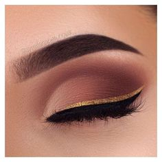 Instagram post by ? Swetlana Petuhova • Dec 21, 2016 at 6:51pm UTC ❤ liked on Polyvore featuring beauty products, makeup, eye makeup, eyes, beauty, eye look, brow makeup, eyebrow cosmetics, eye brow makeup and eyebrow makeup