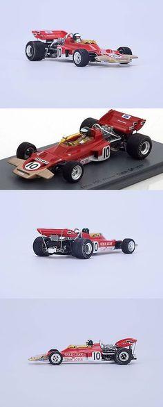 Formula 1 Cars 180270: S4280 Spark 1 43:Lotus 72C N.10 Winner Dutch Gp 1970 Jochen Rindt Wc Gold Leaf -> BUY IT NOW ONLY: $75 on eBay!