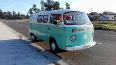 Chileautos: Volkswagen Combi T2 1990 $ 3.600.000