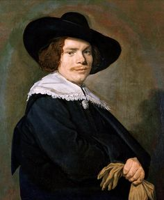 Portrait of a young man, 1638-1640, Frans Hals