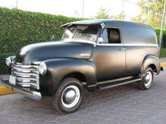 Chevrolet Panel Van REDUCED For Sale (1950)
