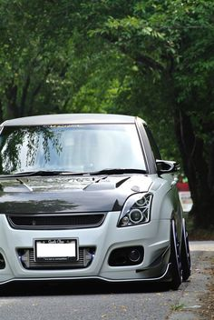 It& not a competition. Suzuki Swift Tuning, Suzuki Swift Sport, Maruti Suzuki Cars, Jdm Parts, Import Cars, Japanese Cars, Modified Cars, Car Wrap, Custom Cars
