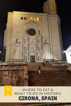 Girona is an enchanting and friendly city, just an hour outside of Barcelona. Let us show you where to eat and what to do in Girona. European Destination, European Travel, Travel Europe, Tenerife, Travel Guides, Travel Tips, Travel Hacks, Travel Advice, Travel Destinations