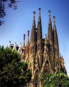Barcelona- I've been here and the picture doesn't even begin to do it justice!